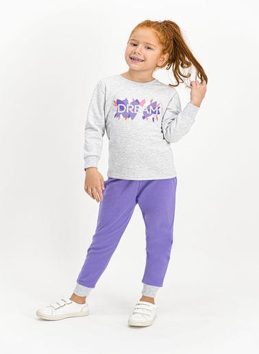 Roly Poly Pijama Takım Mor